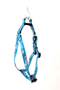 Miami Dolphins Step-In Dog Harness