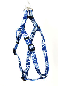 Indianapolis Colts Step-In Dog Harness