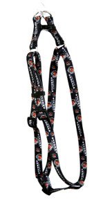 Cincinnati Bengals Step-In Dog Harness