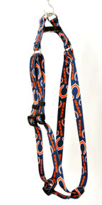 Chicago Bears Step-In Dog Harness