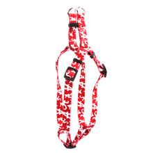 Alabama Step-In Dog Harness