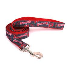 Tampa Bay Buccaneers Premium Grosgrain Dog Leash
