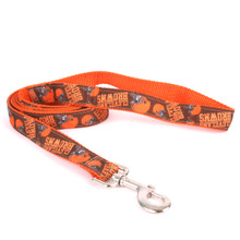 Cleveland Browns Premium Grosgrain Dog Leash