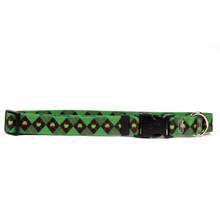 Ireland Argyle Dog Collar