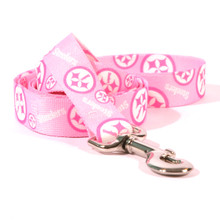 Pittsburgh Steelers PINK Dog Leash