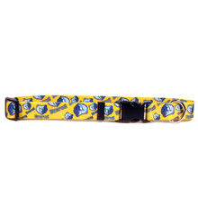 Memphis Grizzlies Dog Collar