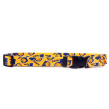 Indiana Pacers Dog Collar