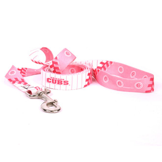 Chicago Cubs PINK Dog LEASH