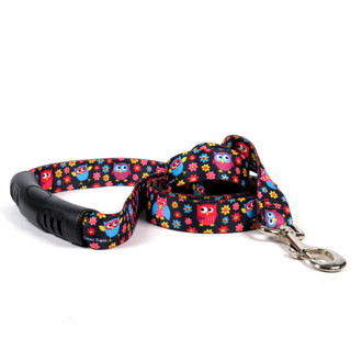 Bright Owls EZ-Grip Dog Leash