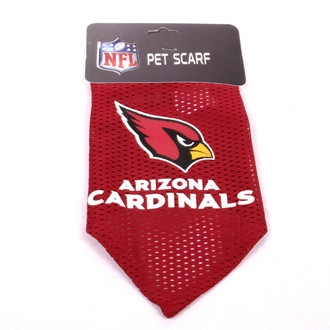 Arizona Cardinals NFL Pet Bandana