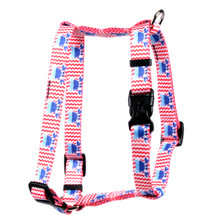 "Crab Crazy Roman Style ""H"" Dog Harness"