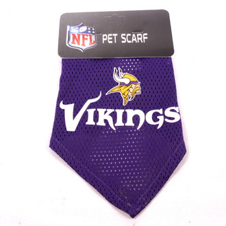 Minnesota Vikings NFL Pet Bandana