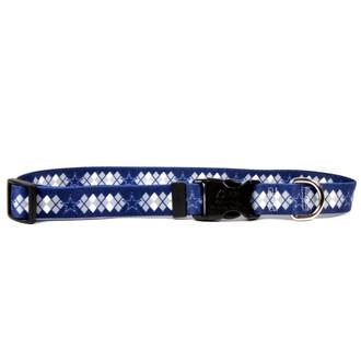 Dallas Cowboys Argyle Dog Collar