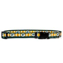Green Bay Packers Argyle Dog Collar