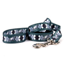 Philadelphia Eagles Argyle Dog Leash