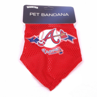 Atlanta Braves Pet Bandana