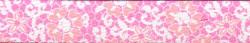 Pink Lace Flowers Waist Walker