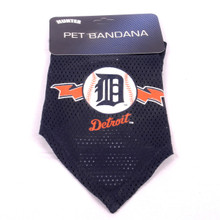 Detroit Tigers Pet Bandana