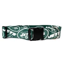 New York Jets 2 Inch Wide Dog Collar