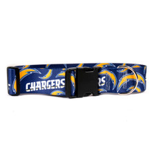 San Diego Chargers 2 Inch Wide Dog Collar