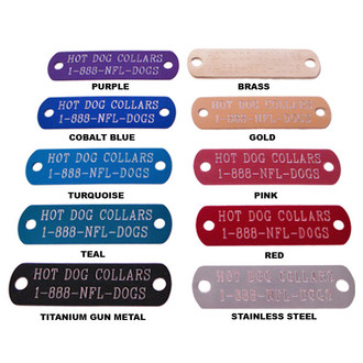 Engraved Name Plates & Rivets