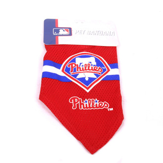 Philadelphia Phillies Pet Bandana