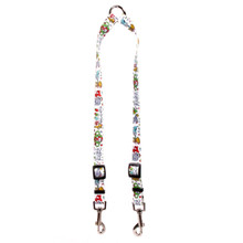 Christmas Dogs Coupler Dog Leash