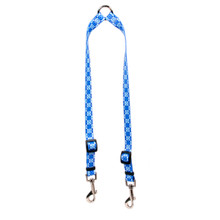 Hanukkah Stars Coupler Dog Leash