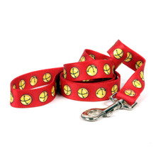 Jingle Bells Dog Leash