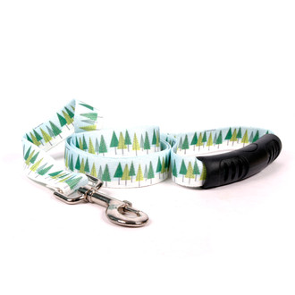 Winter Trees EZ-Grip Dog Leash