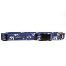 Nashville Predators Dog Collar