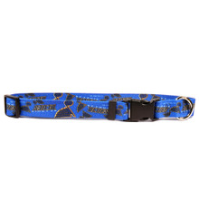 St Louis Blues Dog Collar