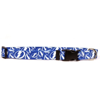Tampa Bay Lightning Dog Collar