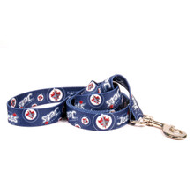 Winnipeg Jets Dog Leash