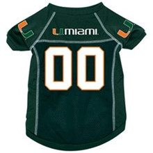 Miami Hurricanes Dog JERSEY