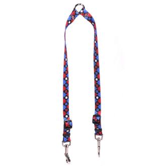 American Argyle Coupler Dog Leash