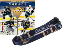 Buffalo Sabres Dog Collar