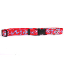 Montreal Canadiens Dog Collar