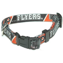 Philadelphia Flyers Dog Collar