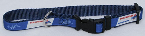 Los Angeles Dodgers Premium Pet Collar