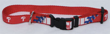 Philadelphia Phillies Premium Pet Collar