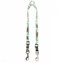 Woodland Friends Coupler Dog Leash