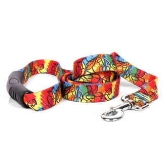 Jazz Paint EZ-Grip Dog Leash
