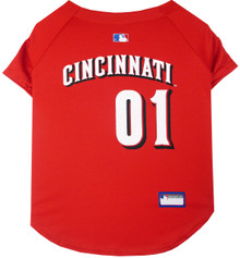Cincinnati Reds MLB Pet JERSEY