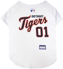 Detroit Tigers MLB Pet JERSEY