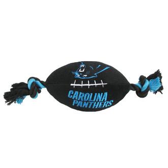 Carolina Panthers NFL Squeaker Football Toy