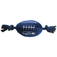Seattle Seahawks NFL Squeaker Football Toy