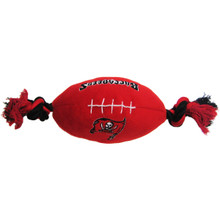 Tampa Bay Buccaneers NFL Squeaker Football Toy