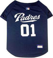 San Diego Padres MLB Pet JERSEY