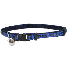 Tennessee Titans CAT Collar